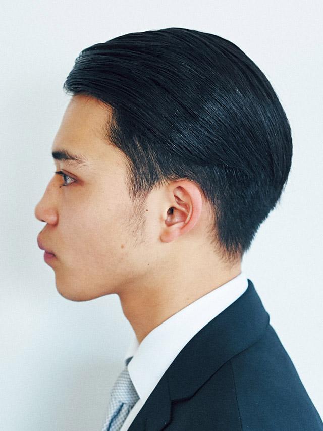 結婚式 二次会 髪型 男
