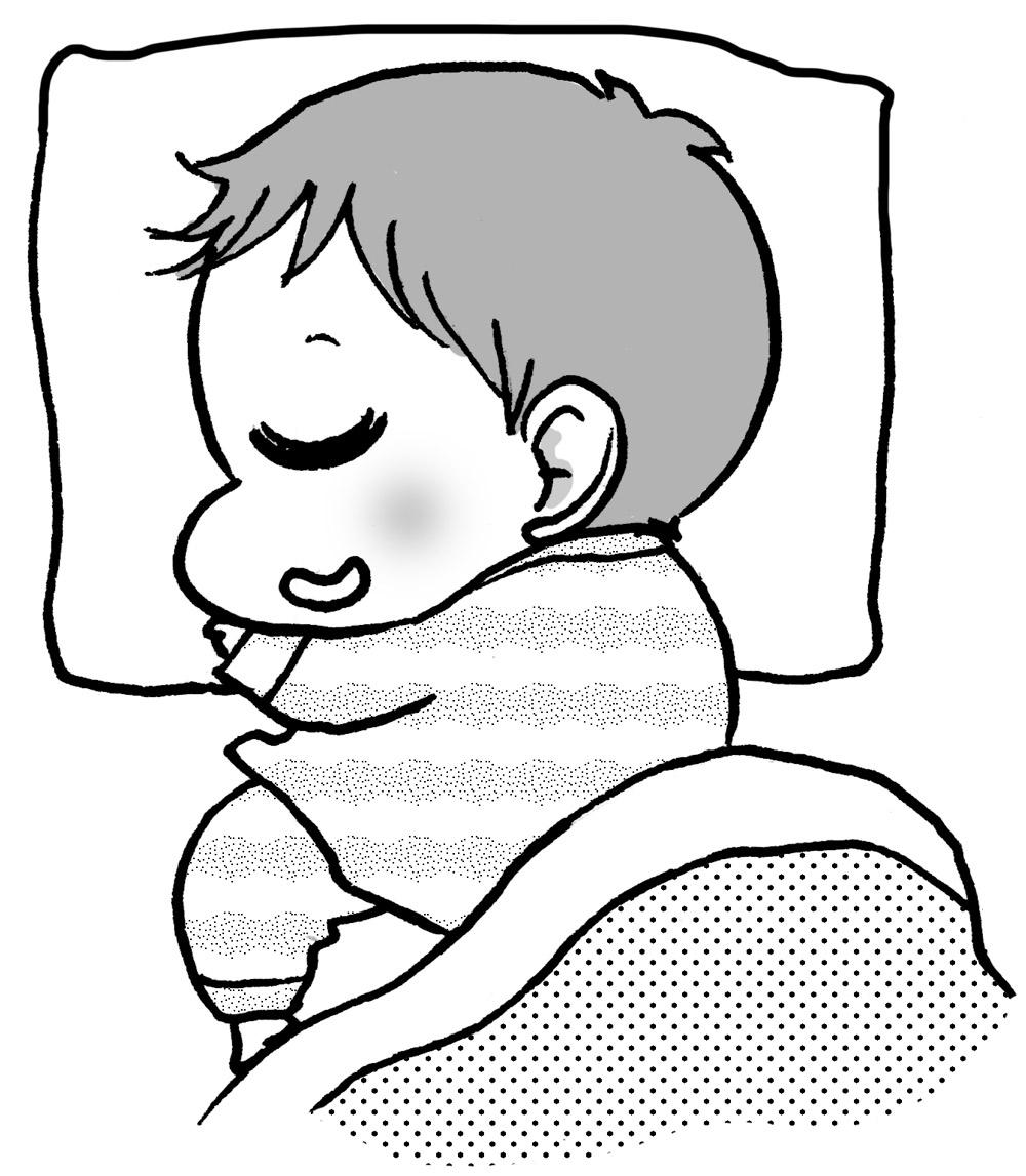 寝るときの習慣改善