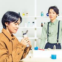 メンズノンノモデル 守屋光治 坂田秀晃