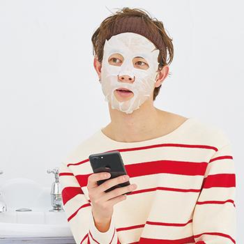 宮沢氷魚の美容②愛用のシートマスクサムネイル画像