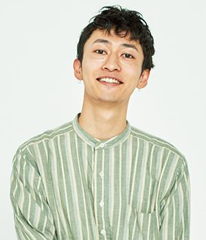 田中 遥さん ビームス プレス