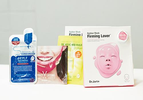 韓国コスメとの出会いはシートマスク